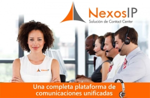 Métricas Estándar del Reporte Productividad por Agente en NexosIP