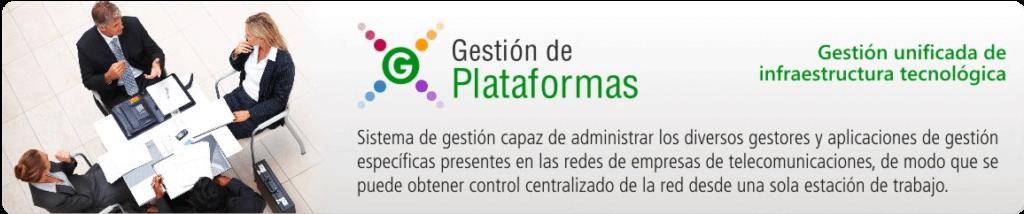 Gestión de Plataformas